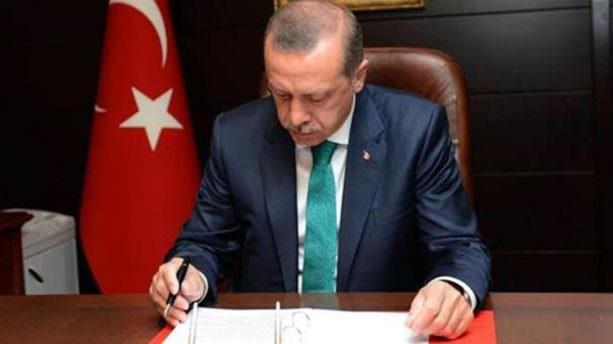 YAŞ kararları Erdoğan'ın onayına sunuldu