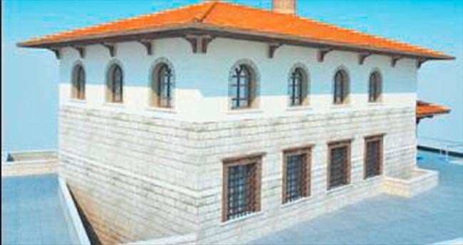 Mamak'ta Selçuklu mimarisiyle 4 cami