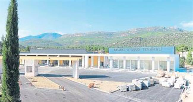 Akseki'de terminal hayali gerçek oldu