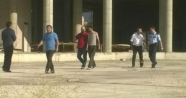 Kayseri'de intihar girişimi!