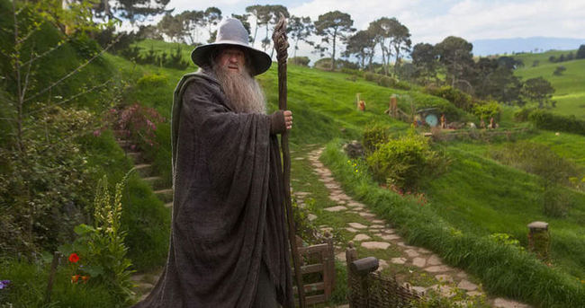 Gandalf'tan evlenme teklifi itirafı