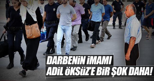 'Adil Öksüz'ün yengesi mahkemeye çıkarıldı'