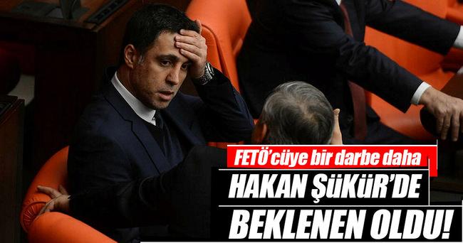 Hakan Şükür'de beklenen oldu!