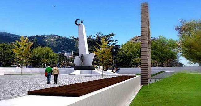Ordu'ya şehitlik anıtı yapılacak