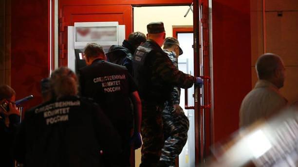 Moskova'da rehine krizi!