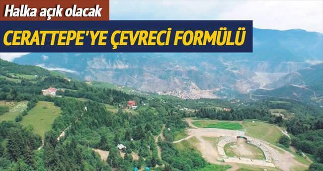 Cerattepe'ye kapalı maden formülü