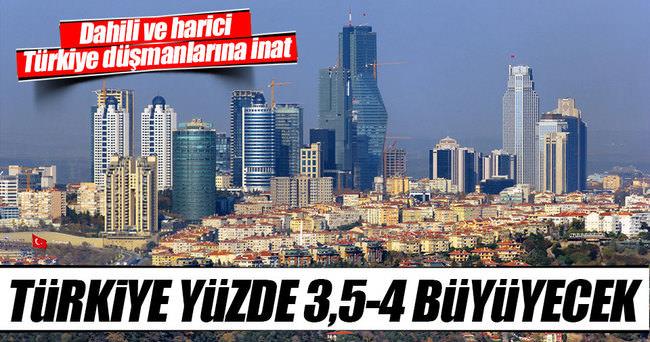 Şimşek: Türkiye yüzde 3,5-4 büyüyecek