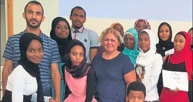 Türkçe Yaz Okulu sertifikaları verildi