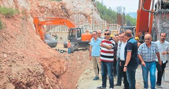 Dim Barajı hayat verecek