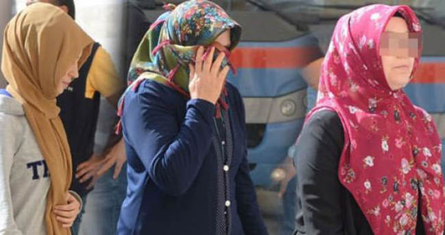 Düzce'de FETÖ'nün 'il imamları' ve 'il ablası' tutuklandı