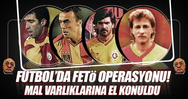 FETÖ'cü futbolcuların mal varlığına el konuldu!