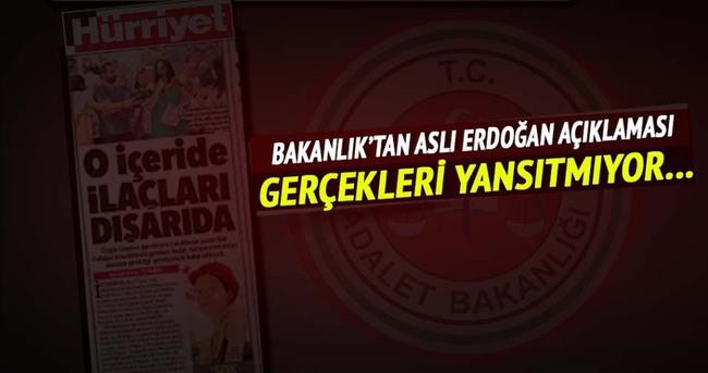 Bakanlık'tan Aslı Erdoğan açıklaması