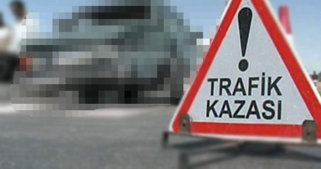 Bilecik'te trafik kazası: 1 ölü, 1 yaralı