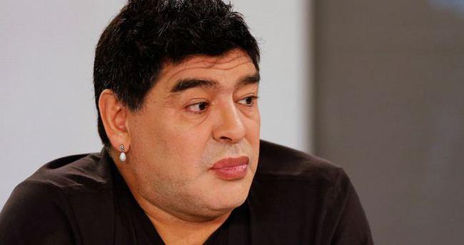 Maradona: Messi'nin milli takımı bırakması oyundu