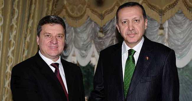 Erdoğan-Ivanov çalışma yemeğinde bir araya geldi