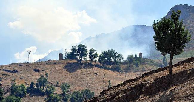 Tunceli'de PKK'dan jandarma taburuna saldırı