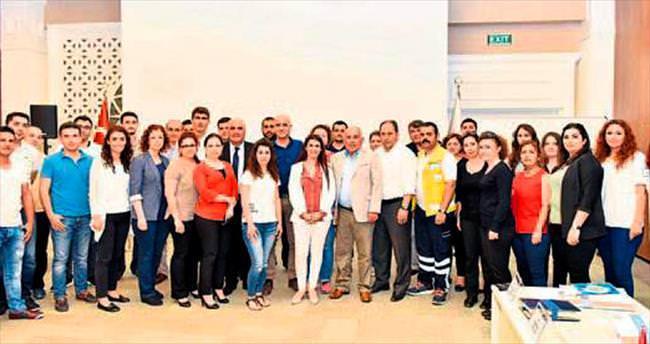 Antalya OSB'DE ders zili çaldı