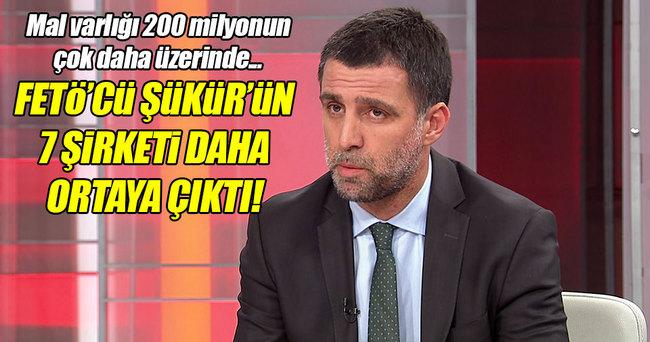 Hakan Şükür ve babasının 7 şirkette hisseleri ortaya çıktı!