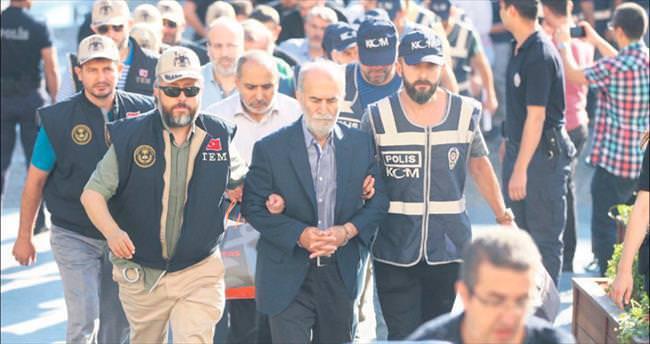 Bursa'da 45 günlük FETÖ bilançosu: 395 tutuklu
