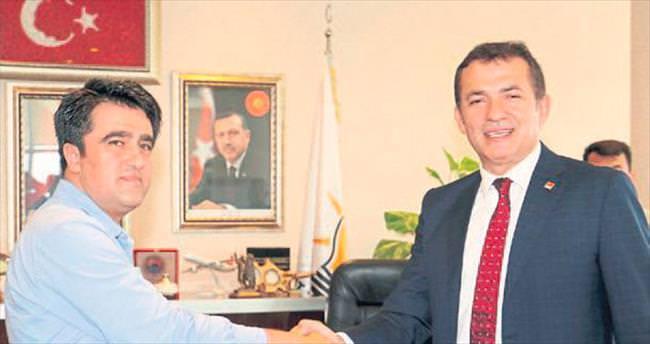 Mersin CHP'den AK Parti'ye ziyaret