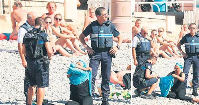 Fransa sahillerinde zulüm devam ediyor