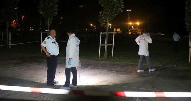Maltepe'de silahlı kavga: 1 ölü, 1 yaralı