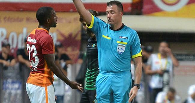 Galatasaray serveti geri çevirmiş!