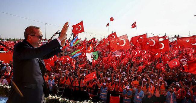 Cumhurbaşkanı Erdoğan, Gaziantep'i ziyaret edecek