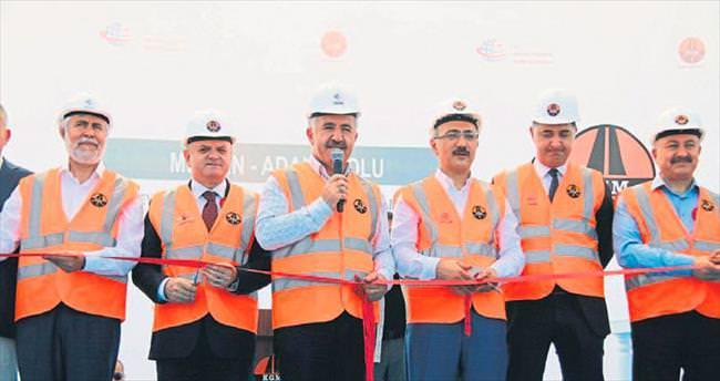 Mersin'e milyarlık yatırımın ilk adımı