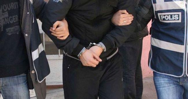 Uşak'ta FETÖ operasyonu: 12 polis gözaltında