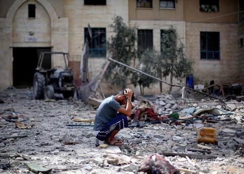 Gazze'nin yeniden imarı