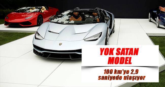 20 adet üretilen Lamborghini yok sattı