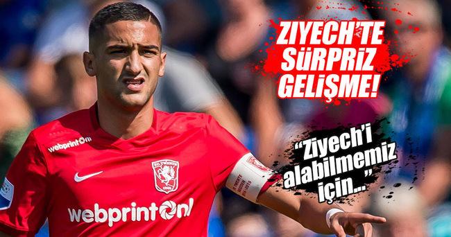 Ajax hocasından Ziyech sözleri: Onu istiyorum