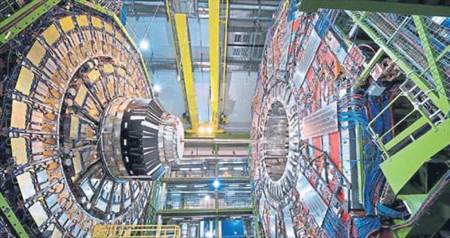 İzmirli şirkete CERN'den kabul