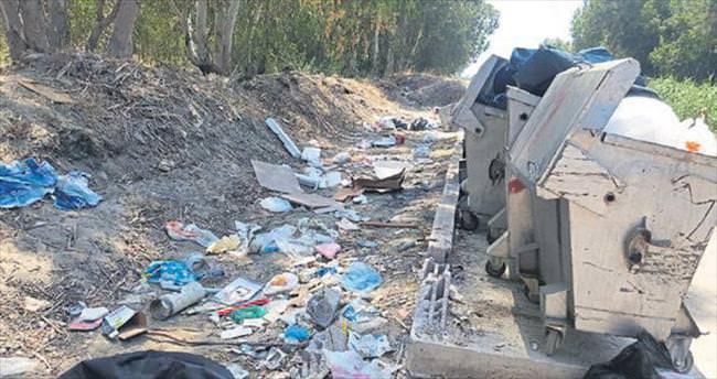 Atakent çöp kent