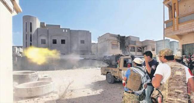 Sirte için son savaş