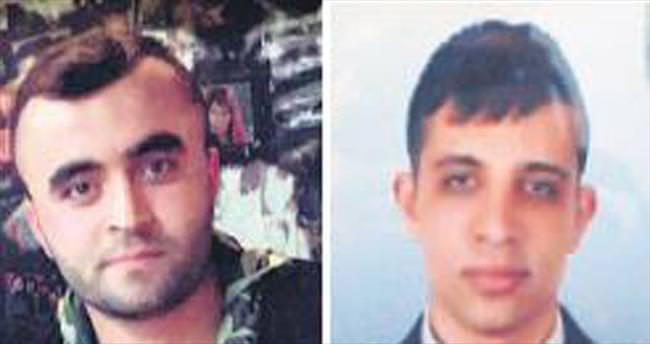 Hakkâri'de hain saldırı: 2 asker şehit, 4 asker yaralı