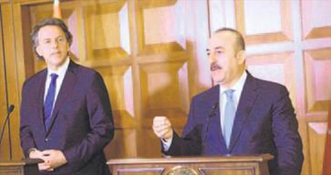 """""""YPG Fırat'ın doğusuna geçmezse hedef olacak"""""""