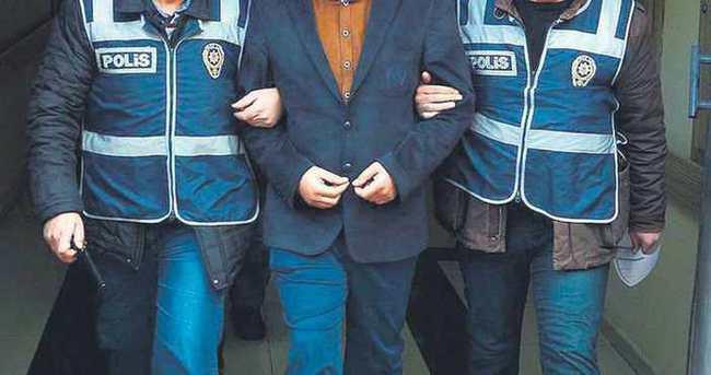Ankara'da 16 askeri hakim ve savcı tutuklandı