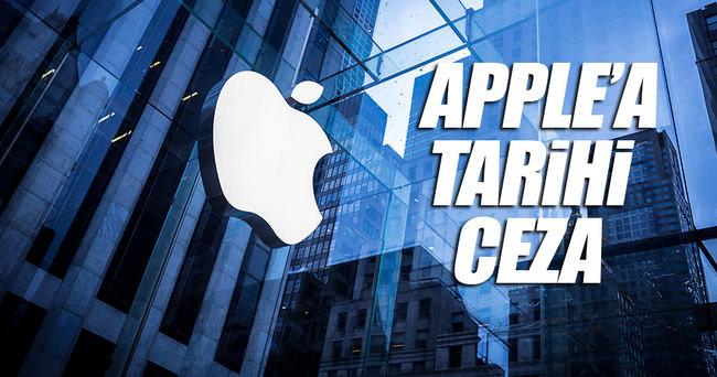 Apple, 13 milyar euro ek vergi ödeyecek