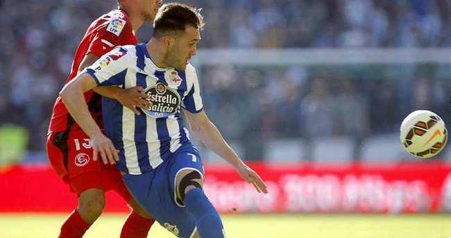 Arsenal, Lucas Perez'i transfer etti