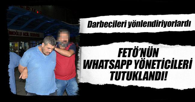 İstanbul'daki whatsapp grubunu yöneten 2 darbeci albay tutuklandı