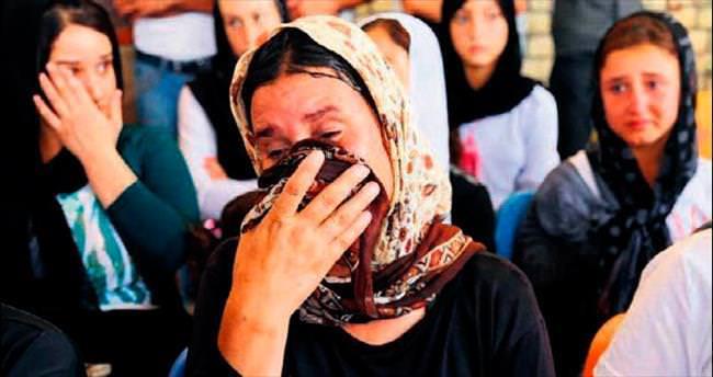 Yezidiler'e zulüm sırası PKK'ya geçti