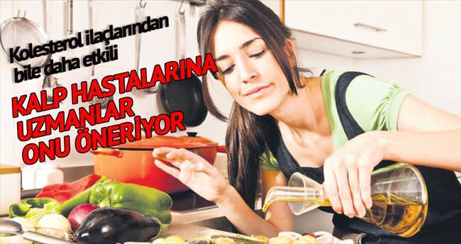 Kalbi olanın ilacı Akdeniz mutfağı