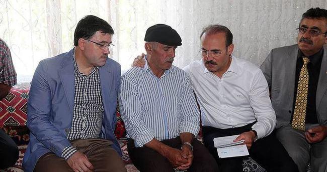 Yozgat demokrasi şehit ve gazilerini unutmadı