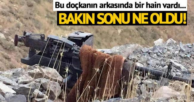 Çukurca'da çatışma 5 asker yaralandı