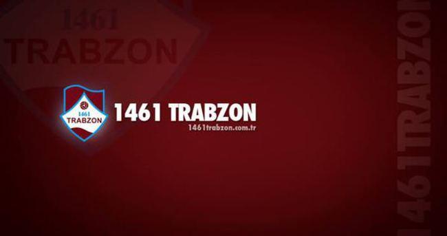 1461 Trabzonspor'dan iki transfer
