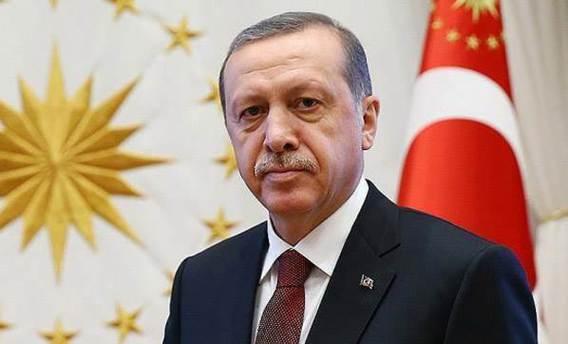 Cumhurbaşkanı Erdoğan, TÜSİAD Başkanı'nı kabul etti