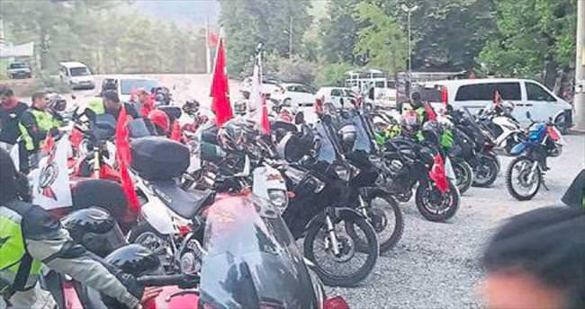 Motosiklet tutkunları Aydın'da buluşacak