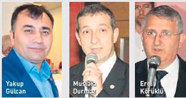 AK Parti'de 3 ilçe yönetimi istifa etti
